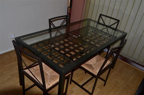 ikea granas dining set table 4 chairs wolverhton
