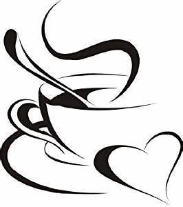 Kaffeetasse Mit Herz : kaffeetasse herz wandtattoo schrankaufkleber k che haushalt ~ Yasmunasinghe.com Haus und Dekorationen
