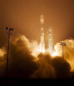 NASA launches carbon satellite after 2009 failure (Update 2)