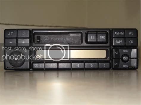 mercedes radio becker 40 mercedes forum