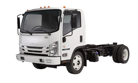Isuzu Picture by Isuzu Commercial Vehicles Low Cab Forward Trucks