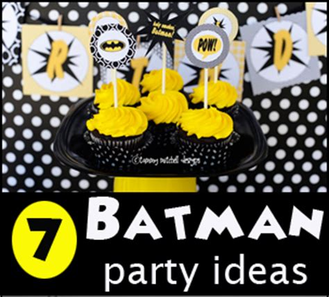 Cheap Baby Shower Ideas For Boys by 7 Batman Party Ideas Paige S Party Ideas