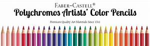 Aca Timeline Chart Faber Castell Polychromos Color Pencil Set Tin Of 120