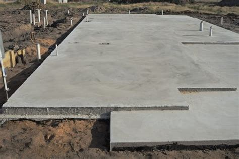 concrete slab foundations installation repair aaa