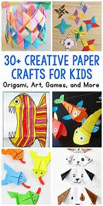 Paper, Crafts, For, Kids, 30, Fun, Projects, You, U0026, 39, Ll, Want, To, Try