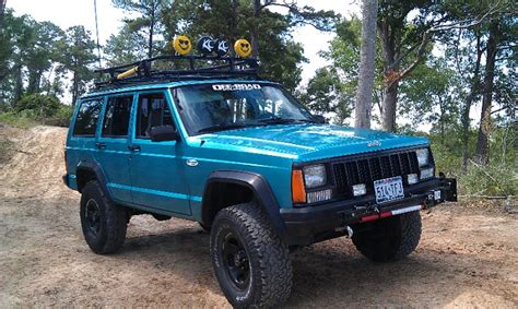 turquoise jeep car 1000 images about jeep cherokee xj 1984 2001 on pinterest