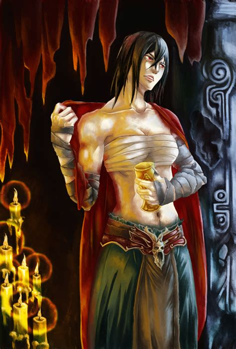 Gabrielfemale Castlevania Lords Of Shadow 2 By