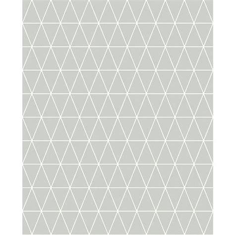 graham brown superfresco easy triangolin grey geometric