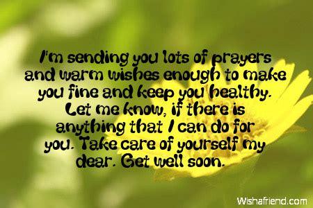 im sending  lots  prayers