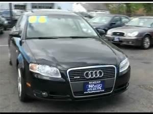 Audi A4 2006 : 2006 audi a4 2 0t quattro turbo sedan youtube ~ Medecine-chirurgie-esthetiques.com Avis de Voitures