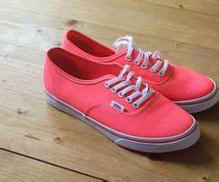 25 Best Ideas about Coral Vans on Pinterest