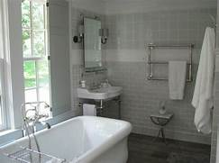 Bathroom Design Grey And White White And Grey Bathroom Transitional Bathroom Talk Of The House