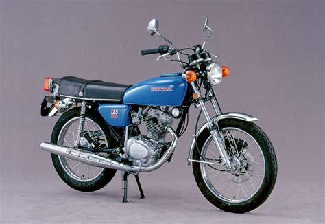 Honda Cb 125 by Honda Cb 125 1965 1976 Single Honda F 252 R Anspruchslose