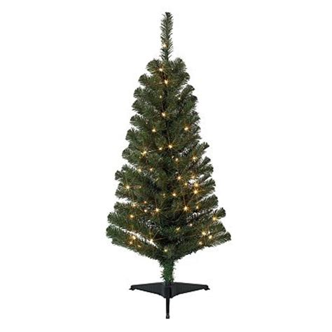 4 ft pre lit christmas tree as low as 11 47 each 2 ft as