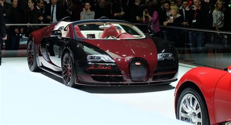 First And Last Bugatti Veyron Built Share The Stage In