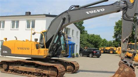 volvo ec210 f ec210f excavator service repair manual service repair manual