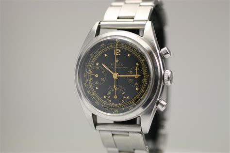 1950 Rolex Chronograph Ref 6034 Watch For Sale - Mens ...