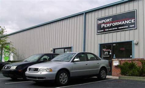 volkswagen repair  import performance  wilmington nc