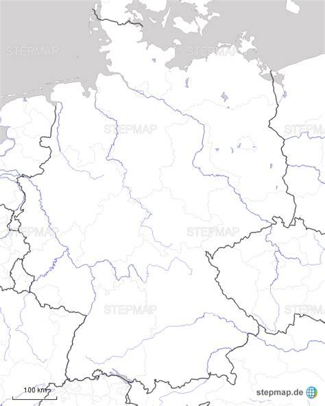 Stumme Karte Deutschland Flüsse.Herunterladen Stumme Karte Deutschland Flüsse Neucruced