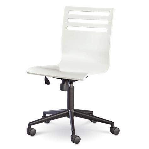 white desk and chair white swivel desk chair www imgkid com the image kid