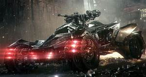 Batmobile Fully Revealed in Batman v Superman Set Photos