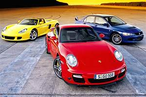 Porsche Carrera Gt Occasion : porsche 911 turbo v porsche carrera gt v mitsubishi evo ix evo ~ Gottalentnigeria.com Avis de Voitures