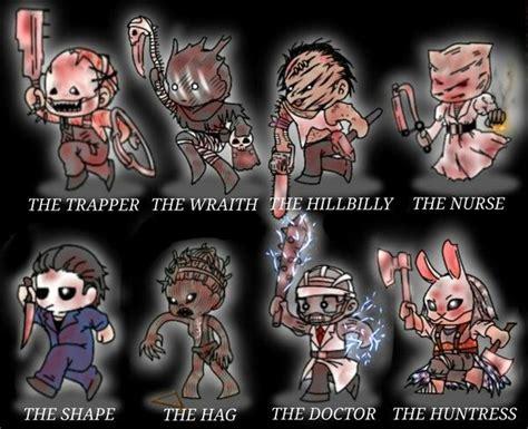 hag  scratch  dbd dead  daylight horror horror movies games
