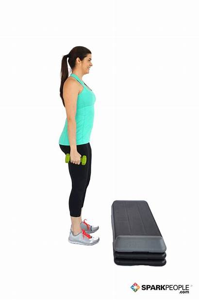 Step Exercise Ups Exercises Test Fitness Minute