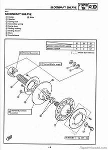 Wiring Schematic 1997 Yamaha Vmax