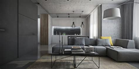 light grey interior dark themed interiors using grey effectively for interior design