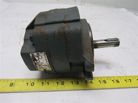 delta power hydraulic c25 g8 bi directional hydraulic 7 42gpm 3 4 quot npt ebay