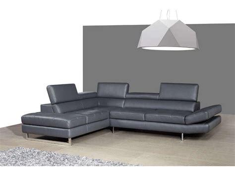 conforama canapé d angle cuir photos canapé d 39 angle cuir gris conforama