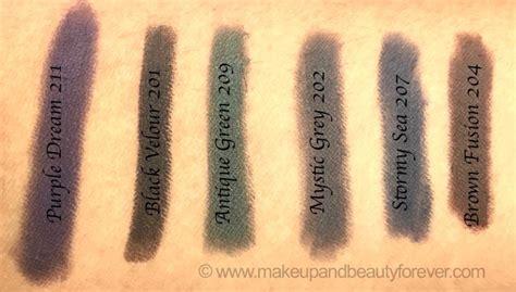 loreal color riche le smoky eyeliner  smudger