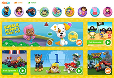 nickalive nick jr usa to relaunch official website 900 | nickjr com homepage website relaunch 2015 nick jr nickelodeon preschool
