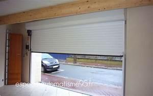 Tarif Porte De Garage Enroulable : porte de garage enroulable motoris e hormann isolation id es ~ Melissatoandfro.com Idées de Décoration