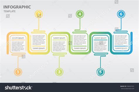 Timeline Infographic Design Template Numbers Six Stock Vector 558933181 Production Flow Chart Example Flowchart Produksi Baju For Of Cheese Pengertian Algoritma Pemrograman The Zobo Drink Popcorn Untuk Penjualan Kredit Obat