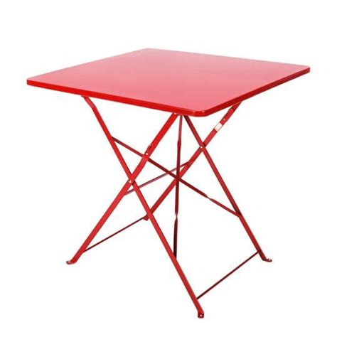 table de jardin intermarche table de jardin pliante carr 233 e 70 x 70 cm achat vente table de jardin table de jardin
