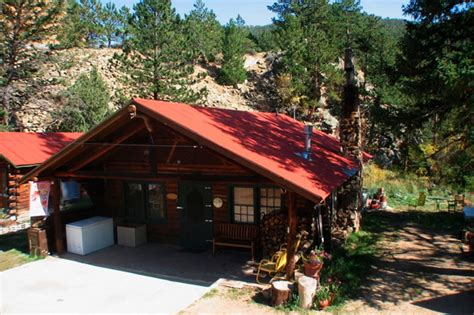 colorado cabin rentals middle fork cabins raymond allenspark central