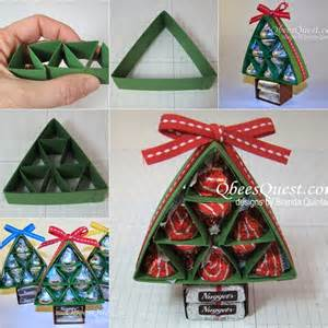 the perfect diy sweet chocolate christmas tree gift cret 237 que