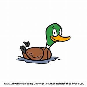 Mallard Duck Clip Art - ClipArt Best