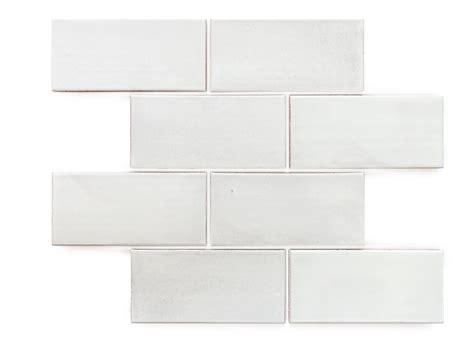 subway tile  white mercury mosaics
