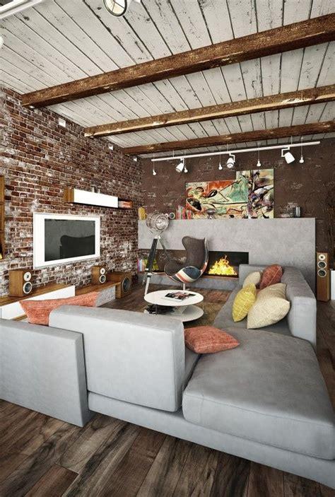 2 Loft Ideas For The Creative Artist by 2 Loft Ideas For The Creative Artist Living Room Designs