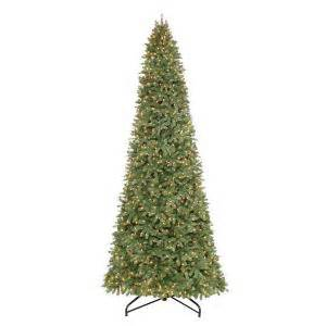 15 ft pre lit downswept wimberly spruce artificial christmas tree with surebright clear lights