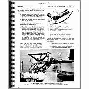 Mf 135 Service Manual Pdf