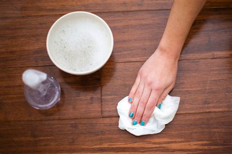 what do you use to clean wood floors as seen on the today show common household cleaning myths brit co
