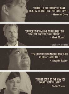 Meredith From Greys Anatomy Quotes. QuotesGram