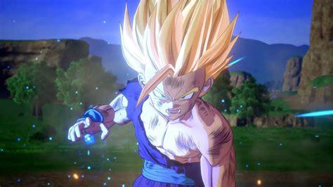 Father Son Kamehameha Dragon Ball Z Kakarot Youtube