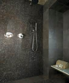 black bathroom tile ideas black bathroom tile ideas images