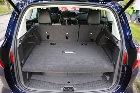 Trunk Space by On The Moon 2016 Ford Cmax Energi Review On