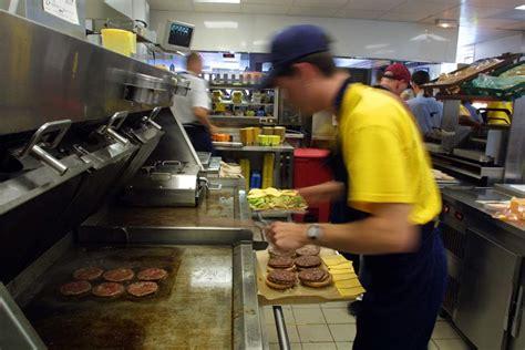cuisine replay travaille chez mc do tu auras un diplôme